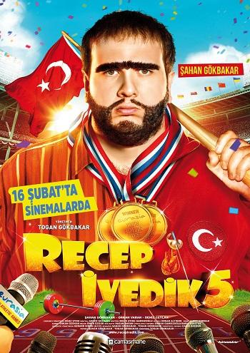 Recep İvedik 5 (2017) Yerli Film