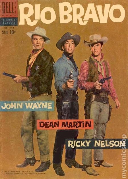 Rio Bravo (1962) Kahramanlar Şehri – Western Kovboy Filmi