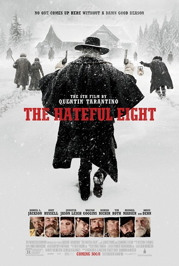 The Hateful Eight (2016) Nefret Sekizlisi – Western Kovboy Filmi