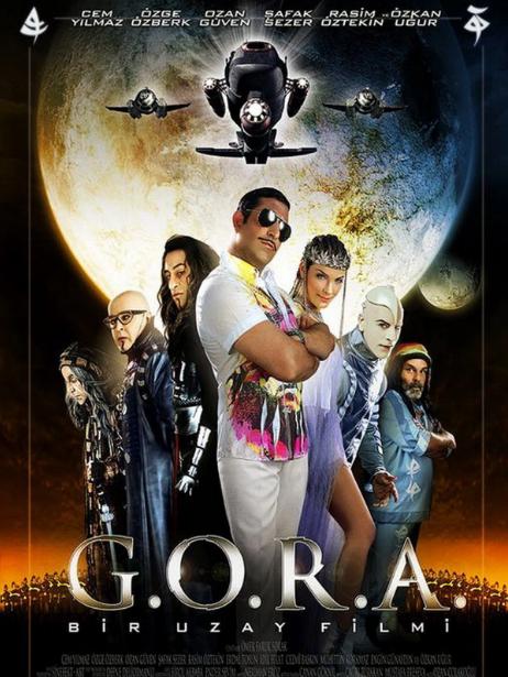 G.O.R.A (2004) Yerli Film