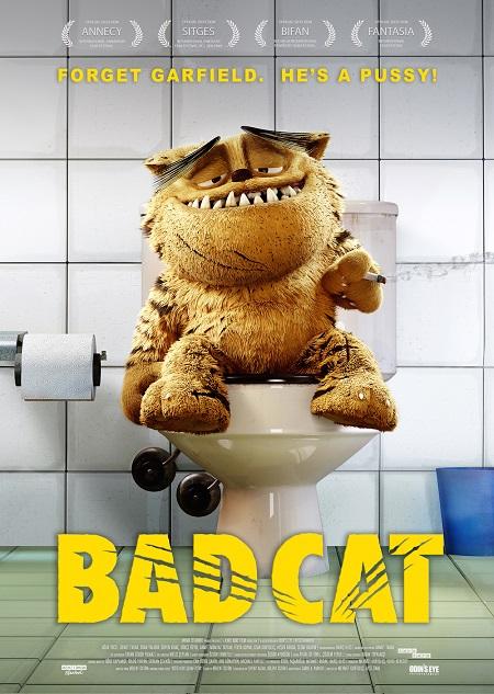 Kötü Kedi Şerafettin (2016) Yerli Film