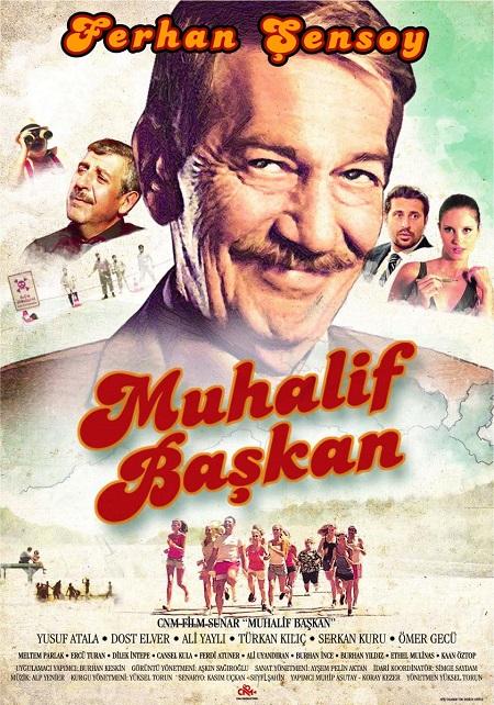 Muhalif Başkan (2013) Yerli Film