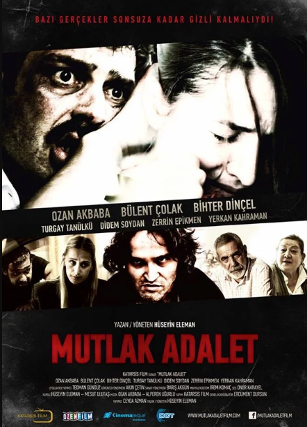 Mutlak Adalet (2014) Yerli Film