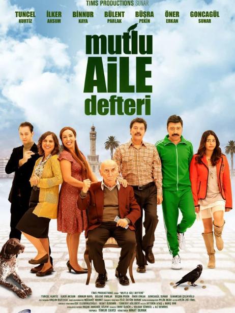Mutlu Aile Defteri (2013) Yerli Film