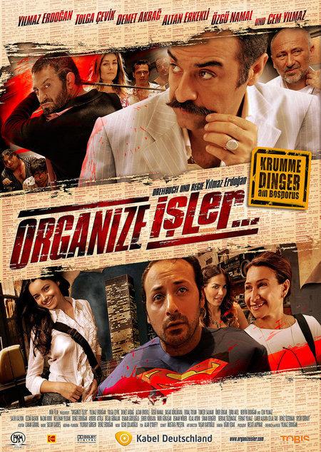 Organize İşler (2005) Yerli Film
