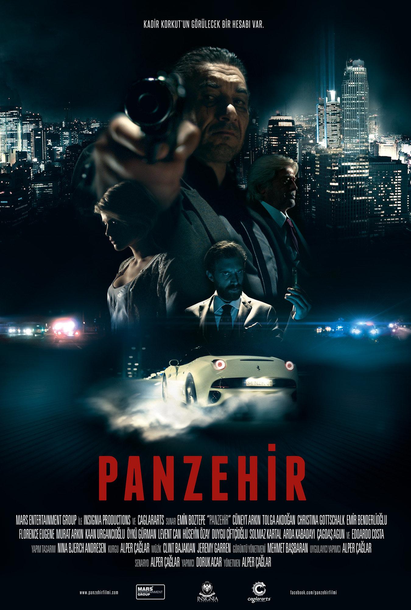Panzehir (2014) Yerli Film
