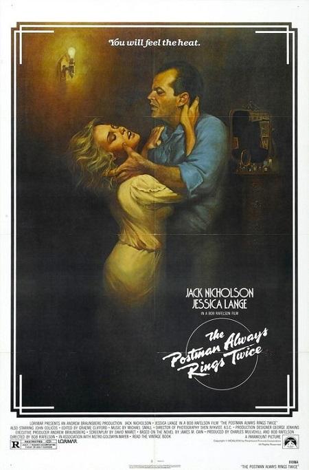 Postacı Kapıyı İki Kere Çalar (1981) Yabancı Film