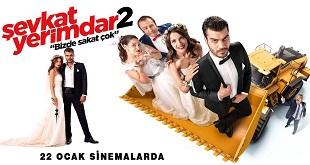 Şevkat Yerimdar 2 (2016) Yerli Film