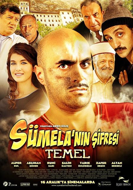 Sümela'nin Şifresi Temel (2011) Yerli Film