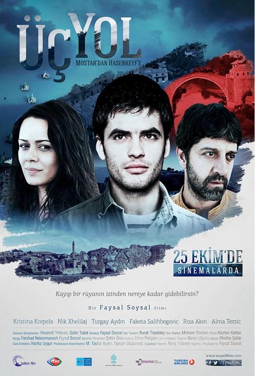 Üç Yol (2013) Yerli Film