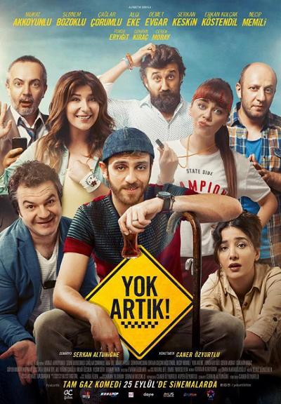 Yok Artık (2015) Yerli Film