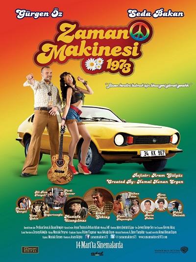 Zaman Makinesi 1973 (2014) Yerli Film