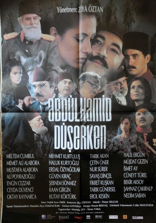 Abdülhamit Düşerken (2003) Yerli Film