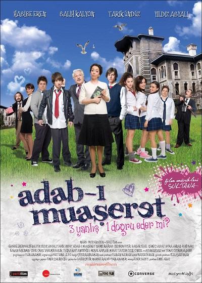Adab-i Muaşeret (2009) Yerli Film