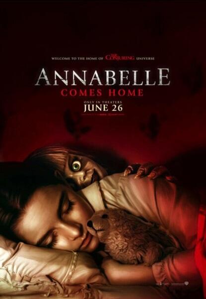Annabelle 3 (2019) Yabancı Film